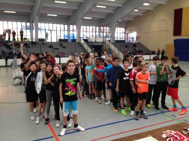 Goethe Schule Harburg schulsport in hamburg